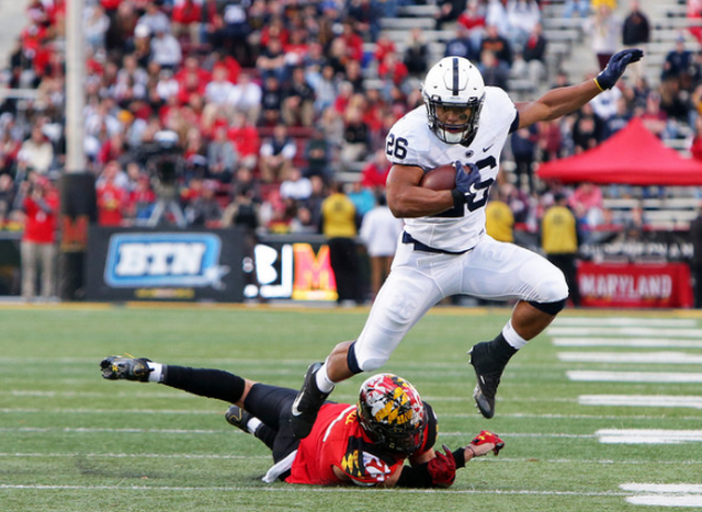 Penn State Football: Barkley Named Paul Hornung Award Winner